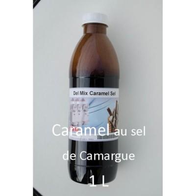 Caramel salé -1 litre