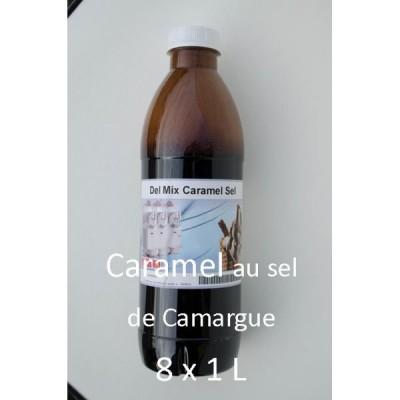 Caramel salé 8 litres