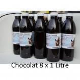 Chocolat-8 litres