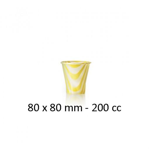 Gobelet drink - 200 cc
