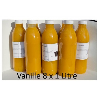 Vanille-8 litres