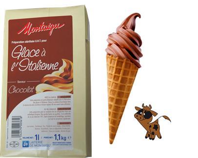 chocolat Montaigu