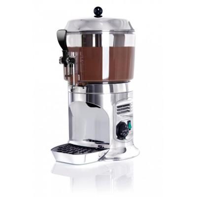 Distributeur de chocolat chaud - Argent 5 L