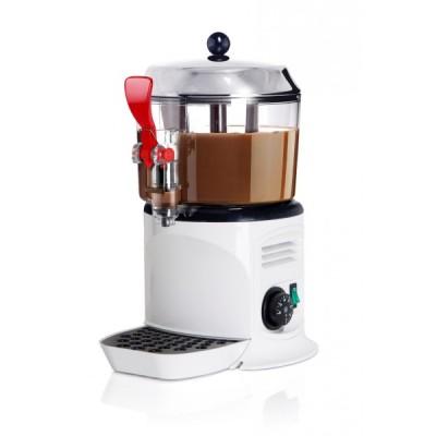 Distributeur de chocolat chaud - Blanc 3 L