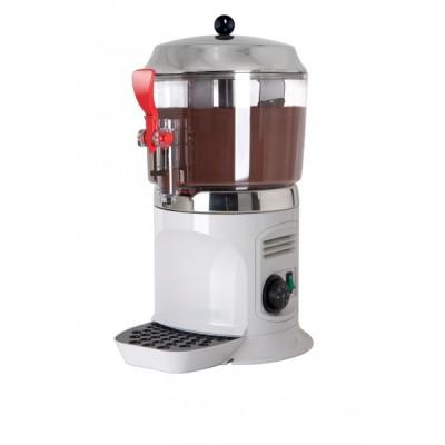 Distributeur de chocolat chaud - Blanc 5 L