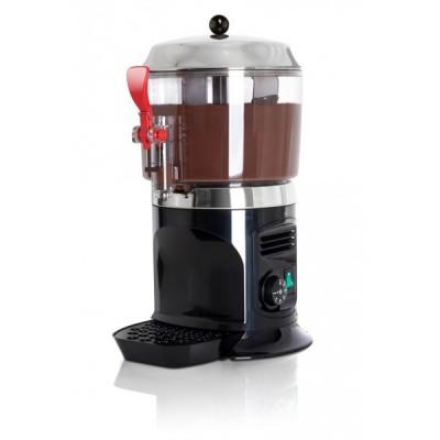 Distributeur de chocolat chaud - Noir 5 L