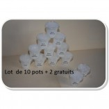Lot de Graisse Alimentaire