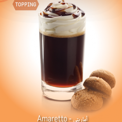 Topping Amaretto1 kg