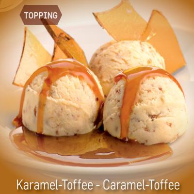 Topping Caramel Toffée 1 kg