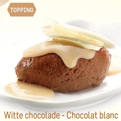 Topping Chocolat Blanc 1 kg