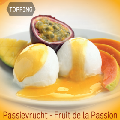 Topping Fruit de la Passion 1 kg