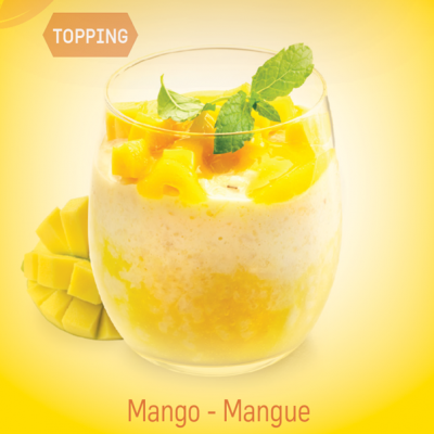 Topping Mangue 1 kg
